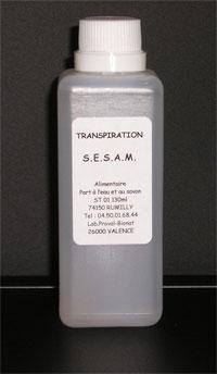 TRANSPIRATION 130ML